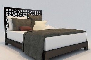 Baxton Studio Bed